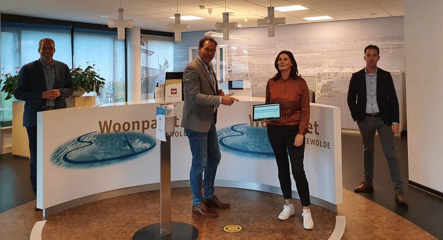 Inspectie App live bij Woonpalet